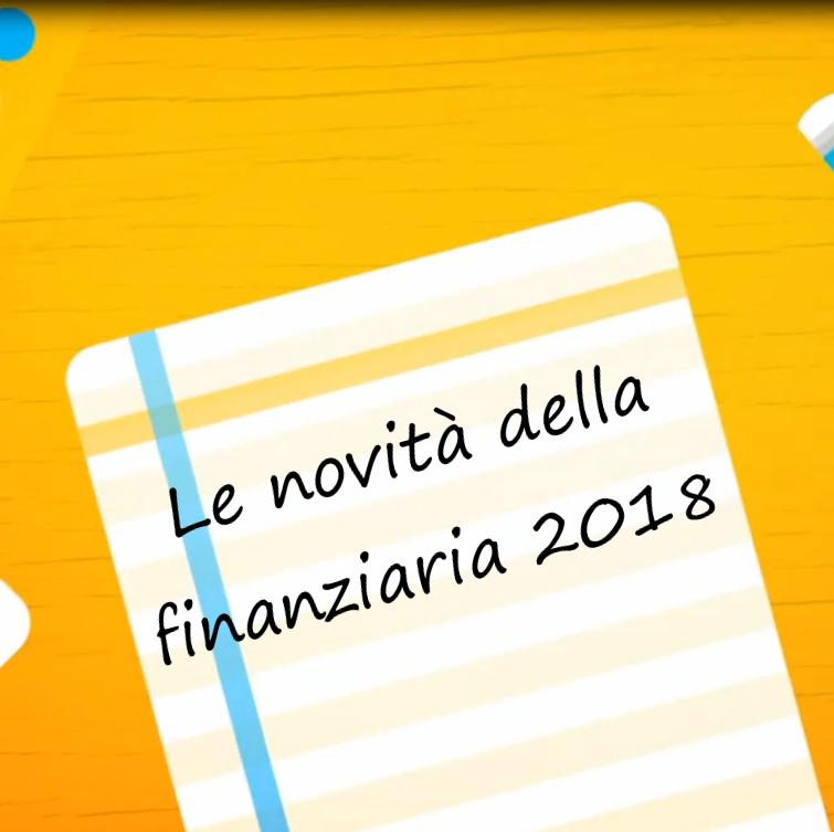 Finanziaria 2018 Sportello Energia FVG