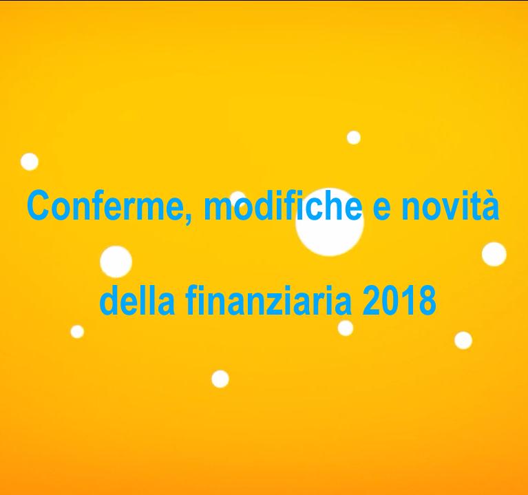 Finanziaria 2018 bis Sportello Energia FVG