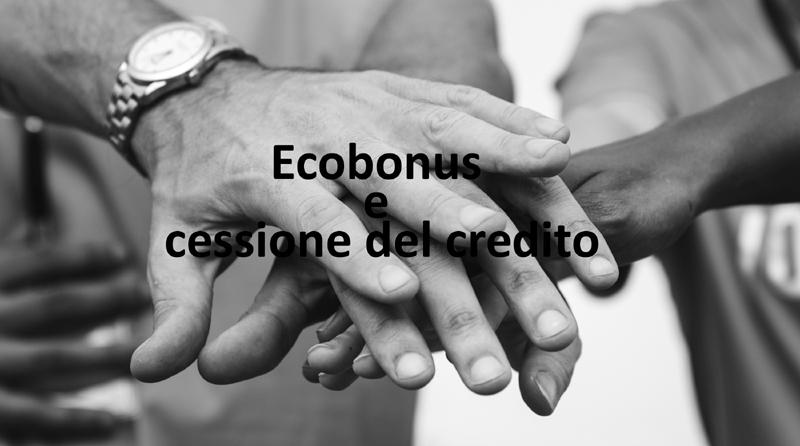 Articolo cessione del credito Sportello Energia FVG